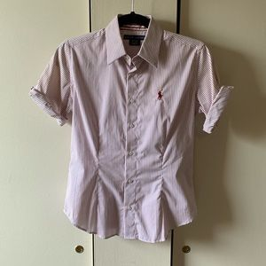 Slim Stretch Fit Oxford Shirt